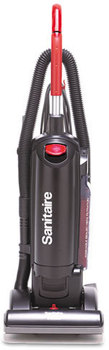 Sanitaire® HEPA Filtration Upright Vacuum,  17 lb, Black