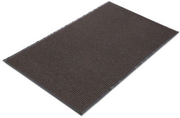 Picture of item 550-102 a Crown Needle-Rib™ Wiper/Scraper Mat,  Polypropylene, 36 x 60, Brown
