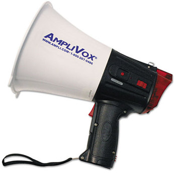 Picture of item APL-S604 a AmpliVox® 10W Emergency Response Megaphone,  100 Yards Range
