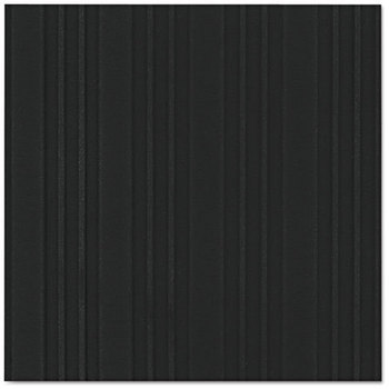 Picture of item 550-109 a Crown Ribbed Vinyl Anti-Fatigue Mat,  36 x 60, Black