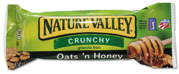 Picture of item AVT-SN3353 a Nature Valley Granola Bars,  Oats'n Honey Cereal, 1.5oz Bar, 18/Box