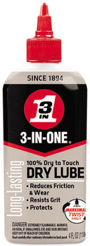 WD-40® 3-IN-ONE® Professional High-Performance Penetrant,  4 oz Bottle