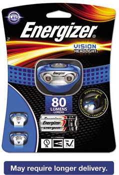 Energizer® LED Headlight,  3 AAA, Blue