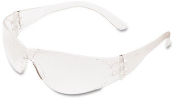 Picture of item CRW-CL110 a Crews® Checklite® Safety Glasses with Clear Lenses.