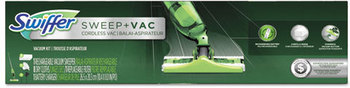 Swiffer® Sweep + Vac™,  2 Kits/Carton