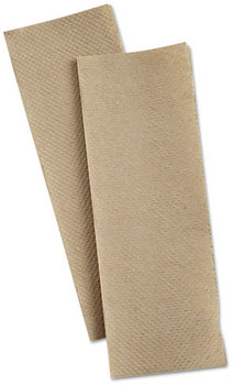 Penny Lane Folded Paper Towels,  9 1/4 x 9 1/2, Natural, 250/Pack