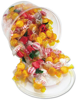 Picture of item OFX-70009 a Office Snax® Candy Assortments,  Individually Wrapped, 2 lb Tub