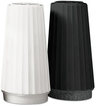 Diamond Crystal Classic Gray Disposable Pepper Shakers,  1.5 oz, 48/Case