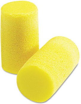 Picture of item MMM-3101101 a 3M E·A·R™ Classic™ Plus Earplugs,  PVC Foam, Yellow, 200 Pairs