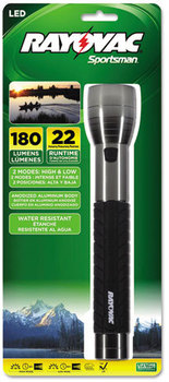 Rayovac® Sportsman Xtreme 4 Watt LED Flashlight,  Titanium