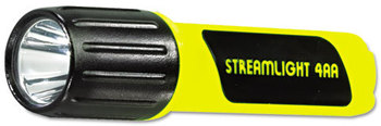 Streamlight® ProPolymer® Lux LED Flashlight,  4AA (Included), Yellow