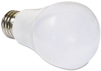 Verbatim® LED A19 Warm White Non-Dimmable Bulb,  810 Im, 10 W, 120 V