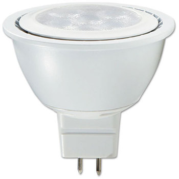Verbatim® Contour Series MR16 LED ENERGY STAR® Bulb,  350 lm, 6 W, 12 V