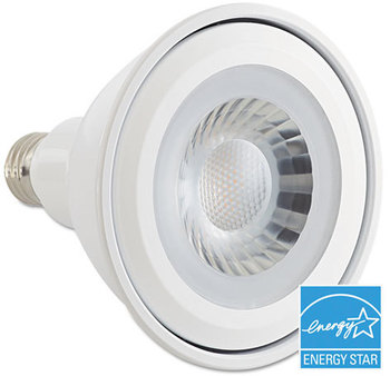 Verbatim® Contour Series PAR38 High CRI LED ENERGY STAR® Wet Rated Bulb,  1200lm, 17W,120V