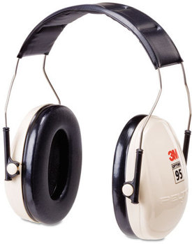 Picture of item MMM-H6FV a 3M™ Peltor™ OPTIME™ 95 Low-Profile Folding Earmuffs,
