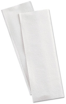 Penny Lane Folded Paper Towels,  9 1/4 x 9 1/2, White, 4000/Carton