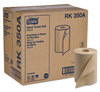 A Picture of product SCA-RK350A Tork® Universal (Core) Roll Towels,  Natural, 7 7/8 Wide x 350ft, 5.5 dia, 12 Rolls/Carton