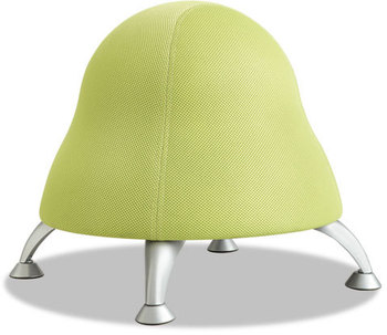 "Picture of item SAF-4755GS a Safco® Runtz™ Ball Chair,  12"" Diameter x 17"" High, Sour Apple Green"