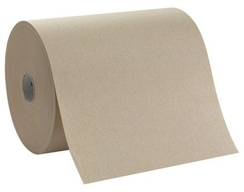 Picture of item 875-119 a GP enMotion® High Capacity Roll Towels. 10 in X 800 ft. Brown. 6 rolls.