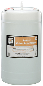 Picture of item 965-753 a Clothesline Fresh® Color Safe Bleach 5. 15 gal. Mild Fragrance. Clear.